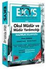EKYS MEB Okul Müdür ve Müdür Yardımcılığı Hazırlık Kılavuzu