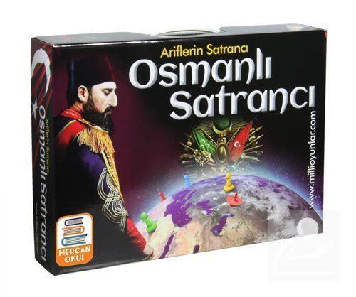 Ariflerin Satrancı Osmanlı Satrancı (Kod: 009)