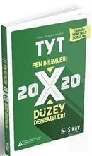 TYT Fen Bilimleri 20x20 Düzey Denemeleri