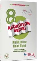 8. Sınıf Din Kültürü ve Ahlak Bilgisi Akordiyon Kitap