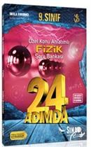 9. Sınıf Fizik 24 Adımda Özel Konu Anlatımlı Soru Bankası