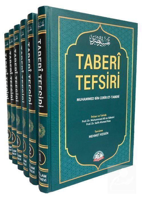 Taberi Tefsiri, Kur'an-ı Kerim Tefsiri Tercümesi (6.Cilt-Takım)