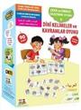 Dini Kelimeler ve Kavramlar Oyunu / Zeka Ve Dikkat Geliştirme Kart Oyunları - 6 (Kod: 270)