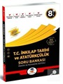 8. Sınıf T. C. İnkılap Tarihi ve Atatürkçülük Soru Bankası