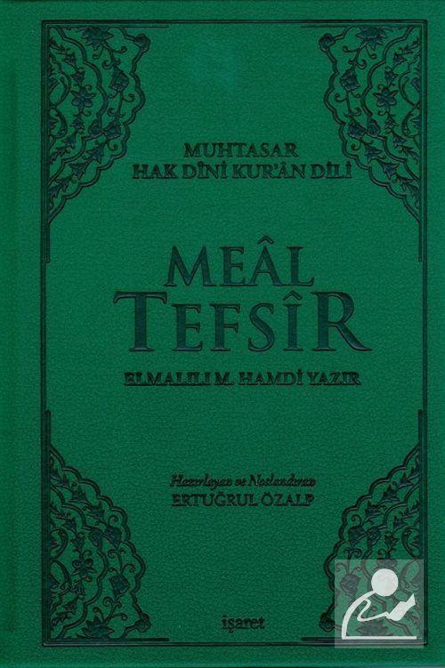 Muhtasar Hak Dini Kur'an Dili Meal Tefsir (Büyük Boy)