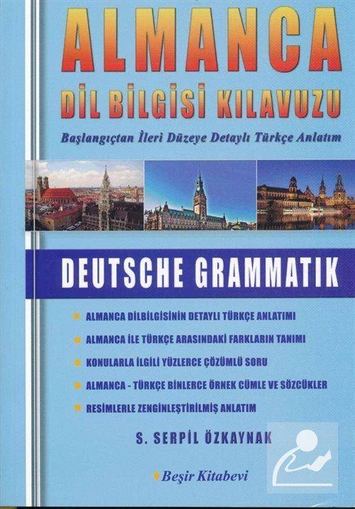 Almanca Dilbilgisi Kılavuzu