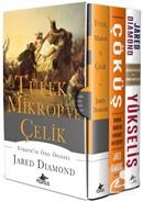 Tüfek, Mikrop ve Çelik Üçlemesi Kutulu Özel Seti (3 Kitap) (Ciltli)