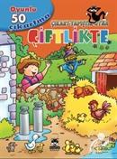 Çiftlikte / Oyunlu 50 Çıkartma Dizisi