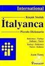 International İtalyanca-Türkçe/Türkçe İtalyanca Dönüşümlü Sözlük