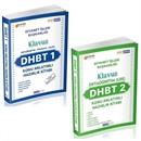 2020 DHBT 1 - DHBT 2 Ortaöğretim Adayları İçin Klavuz Ful Set 2 Kitap