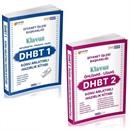 2020 DHBT 1-DHBT 2 Önlisans Lisans Adayları İçin Klavuz Ful Set 2 Kitap