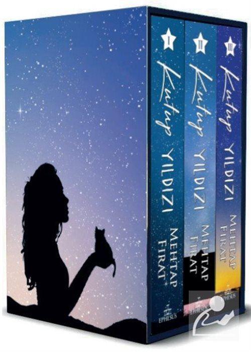 Kutup Yıldızı Kutulu Set (Karton Kapak) (3 Kitap)