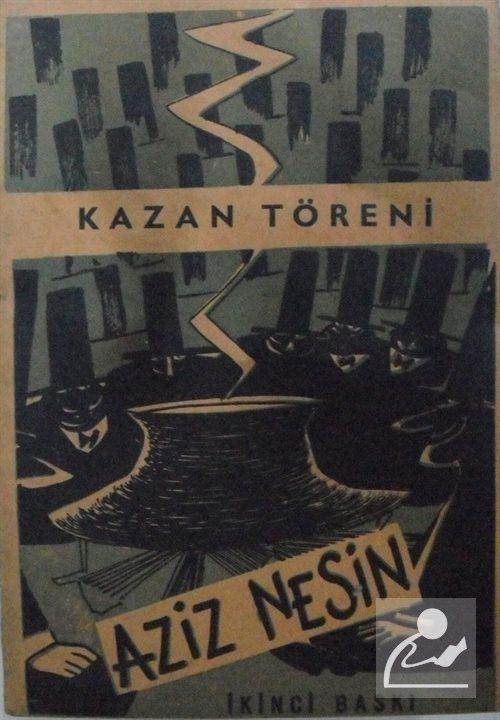 Gülmece Öyküleri 3/ Koltuk-Toros Canavarı-Kazan Töreni