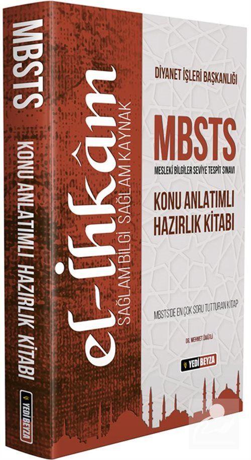2020 MBSTS EL-İhkam Konu Anlatımlı Hazırlık Kitabı