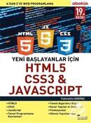 Yeni Başlayanlar İçin HTML5, CSS3 JAVASCRIPT