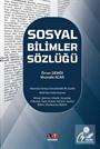 Sosyal Bilimler Sözlüğü