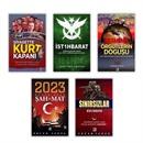 Çınaraltı 2020 Güncel Kitaplar Seti 5 Kitap