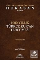 Türkçe İlk Kuran Tercümelerinden Horasan Nüshası