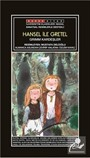 Sanatsal Resimli Hansel ile Gretel (Grimm Masalları)