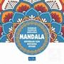 Mandala Büyükler İçin Boyama (Mavi Kitap)