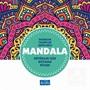 Mandala Büyükler İçin Boyama (Turkuaz Kitap)