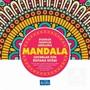 Büyükler İçin Mandala (Pembe Kitap)