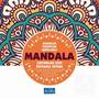 Büyükler İçin Mandala (Turuncu Kitap)