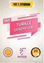YKS TYT Türkçe 20 Çözümlü Denemeleri 1. Oturum
