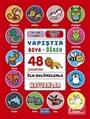 İlk Kelimelerle Hayvanlar - Yapıştır ve Boya Öğren Kırmızı Kitap 48 Çıkartma 3 Yaş Üzeri