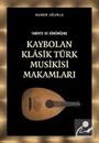 Tarihte ve Günümüzde Kaybolan Klasik Türk Musikisi Makamları