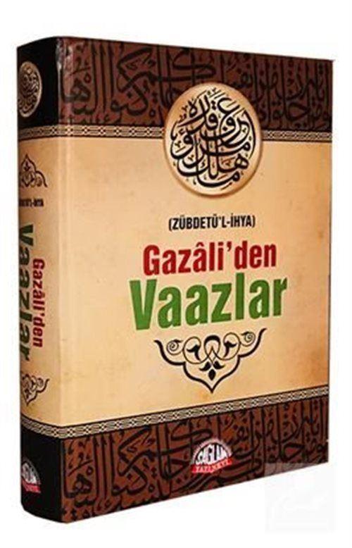 Gazali'den Vaazlar ( Zübdetü'l-İhya )