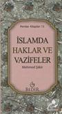 İslam'da Haklar ve Vazifeler (Pembe Kitaplar: 13)