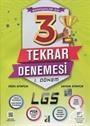 LGS Şampiyonlar İçin 3'lü Tekrar Denemesi 1. Dönem 8. Sınıf