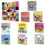 Elmer'ın Renkli Dünyası Seti (10 Kitap)