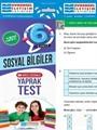 6. Sınıf Sosyal Bilgiler Video Çözümlü Yaprak Test