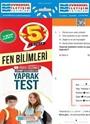 5. Sınıf Fen Bilimleri Video Çözümlü Yaprak Test