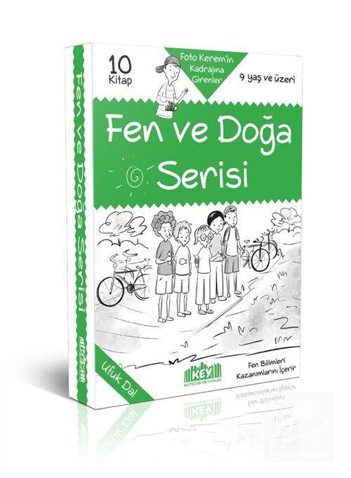 Fen ve Doğa Serisi (10 Kitap) (9+ Yaş)