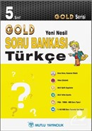 5. Sınıf Türkçe Soru Bankası - Gold Yeni Nesil Serisi