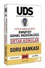 UDS Emniyet Genel Müdürlüğü Ortak Konular Tüm Kadrolar İçin Soru Bankası