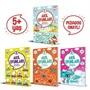 Akıl Oyunları Serisi (5+ Yaş) (4 Kitap Takım)