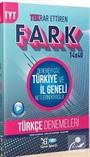 TYT Türkçe Fark 14x40 Tekrar Ettiren Denemeleri