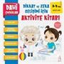Dahi Çocuklar Aktivite Kitabı 3-4 Yaş / Sayılar