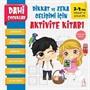 Çocuklar Aktivite Kitabı 3-4 Yaş / Dikkat ve Çizgiler