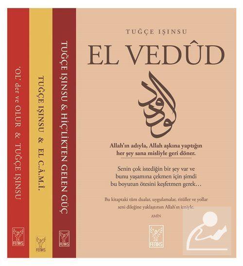 Tuğçe Işınsu Seti (4 Kitap) (El Vedud Hediyeli)