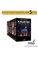 Beyza Alkoç Karantina Serisi 5 Kitap Set Ciltsiz