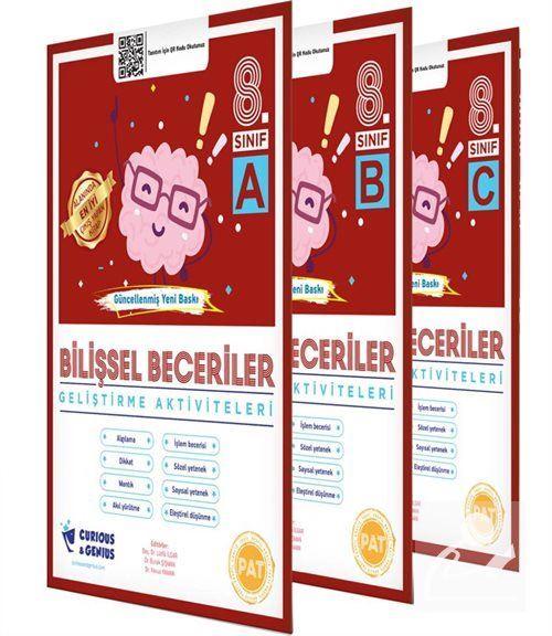 8. Sınıf Bilişsel Beceriler Geliştirme Aktiviteleri Seti (A-B-C Seri)