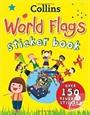 World Flags Sticker Book