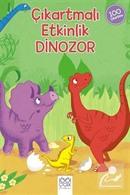 Çıkartmalı Etkinlik Dinozor