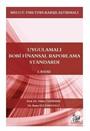 Uygulamalı Bobi Finansal Raporlama Standardı