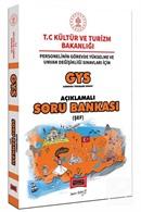 GYS T.C. Kültür ve Turizm Bakanlığı Şef İçin Açıklamalı Soru Bankası